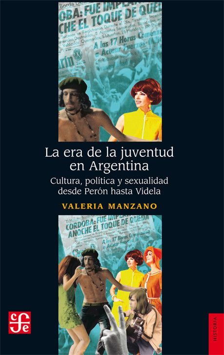 Tramas 9789877191288 La era de la Juventud en Argentina  Revista Tramas
