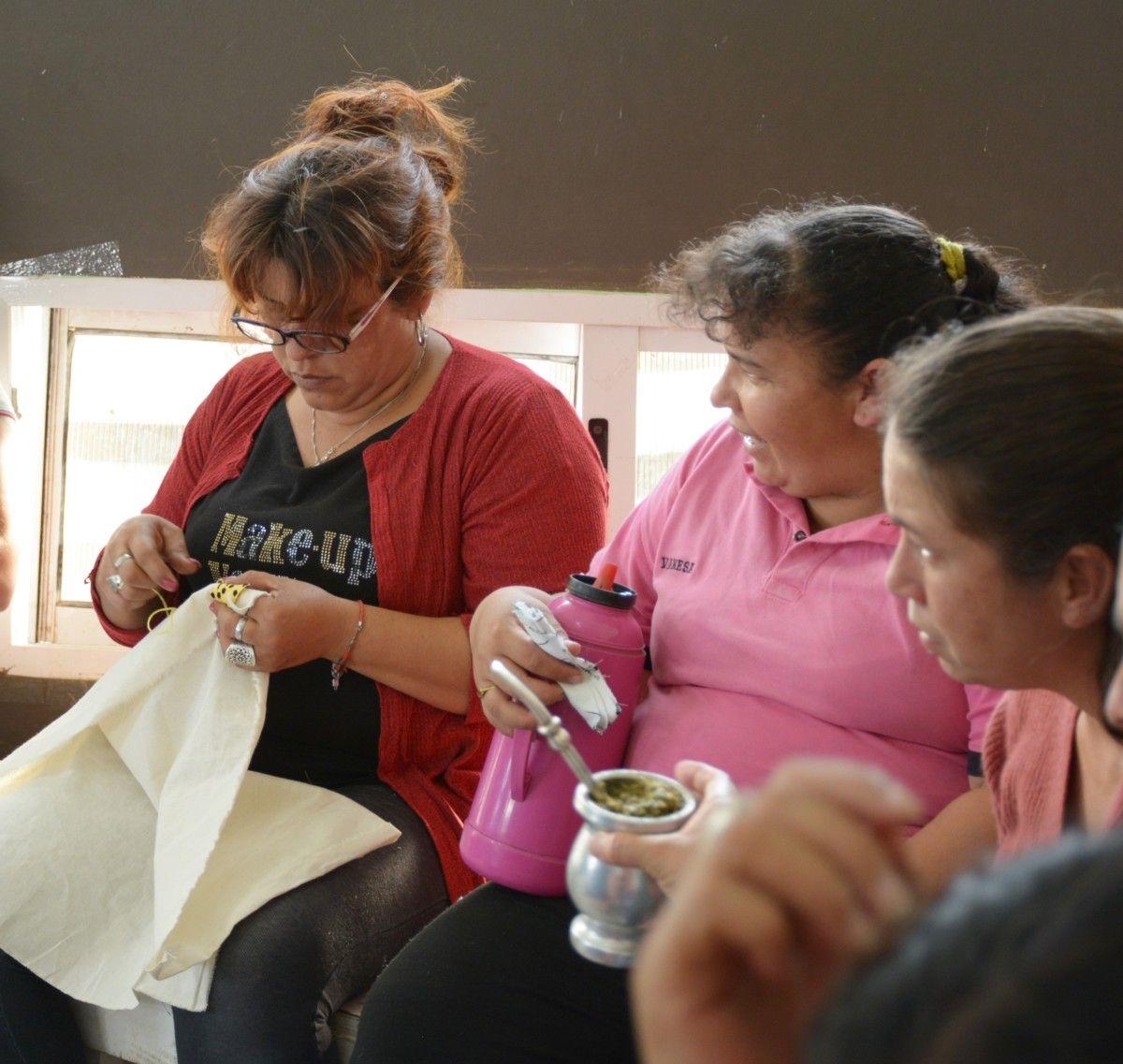 Tramas DSC_0180-2 Una reflexión sobre las prácticas de mujeres de la economía popular en el Noreste argentino  Revista Tramas