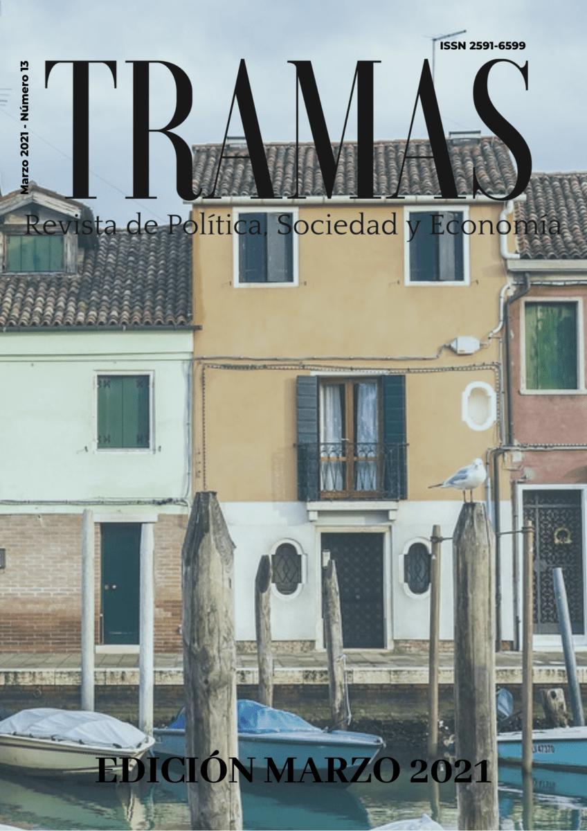 Tramas Edicion-Marzo-2021 Publicaciones Anteriores  Revista Tramas