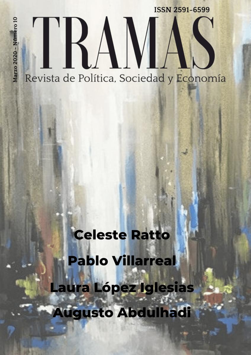 Tramas Número-10-2020 Publicaciones Anteriores  Revista Tramas