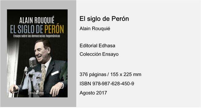 Tramas el-siglo-de-peron El siglo de Perón  Revista Tramas