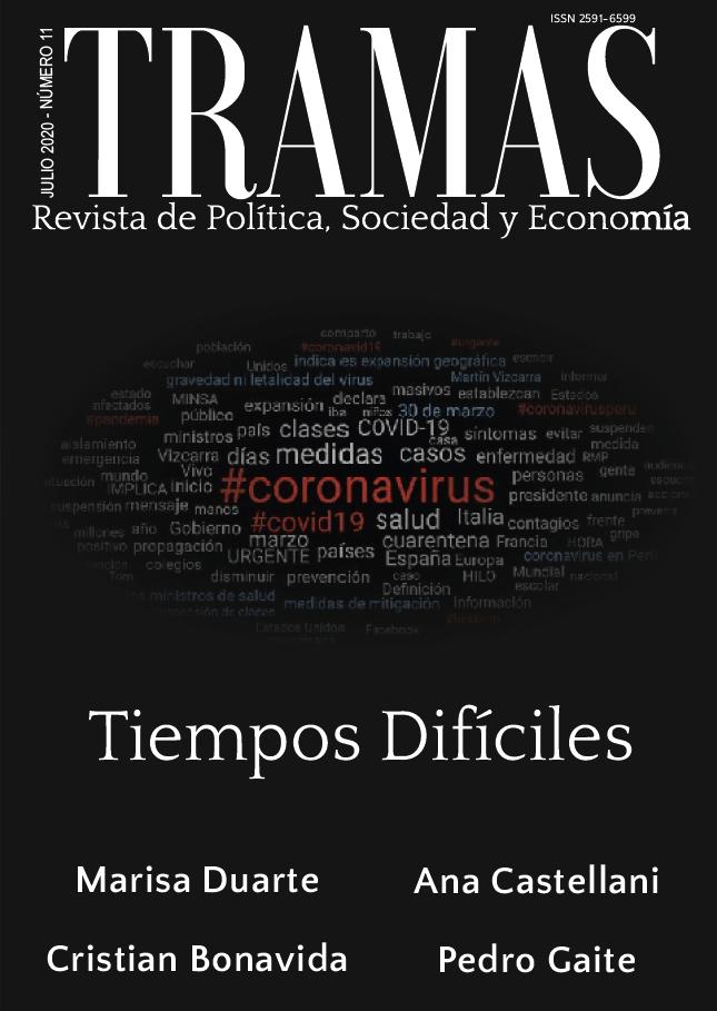 Tramas foto-tapa Inicio  Revista Tramas