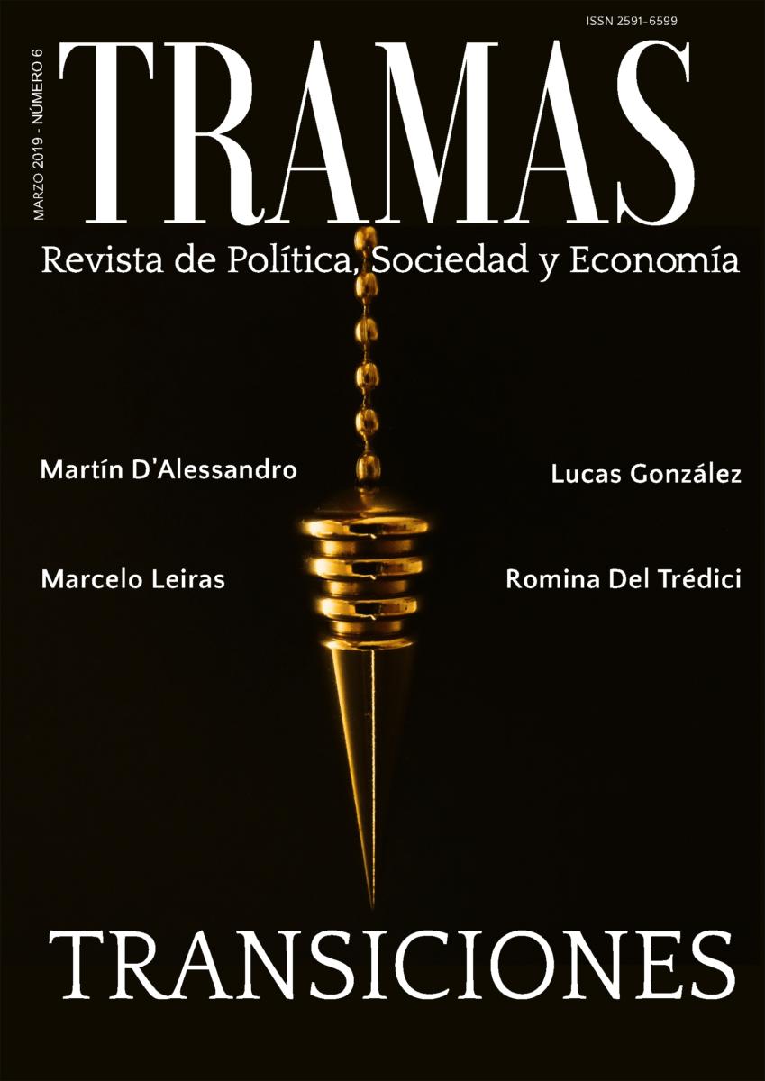 Tramas portada-2 Publicaciones Anteriores  Revista Tramas