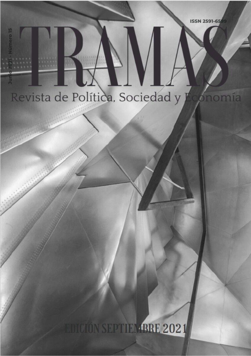 Tramas portada-septiembre-2021 Inicio  Revista Tramas