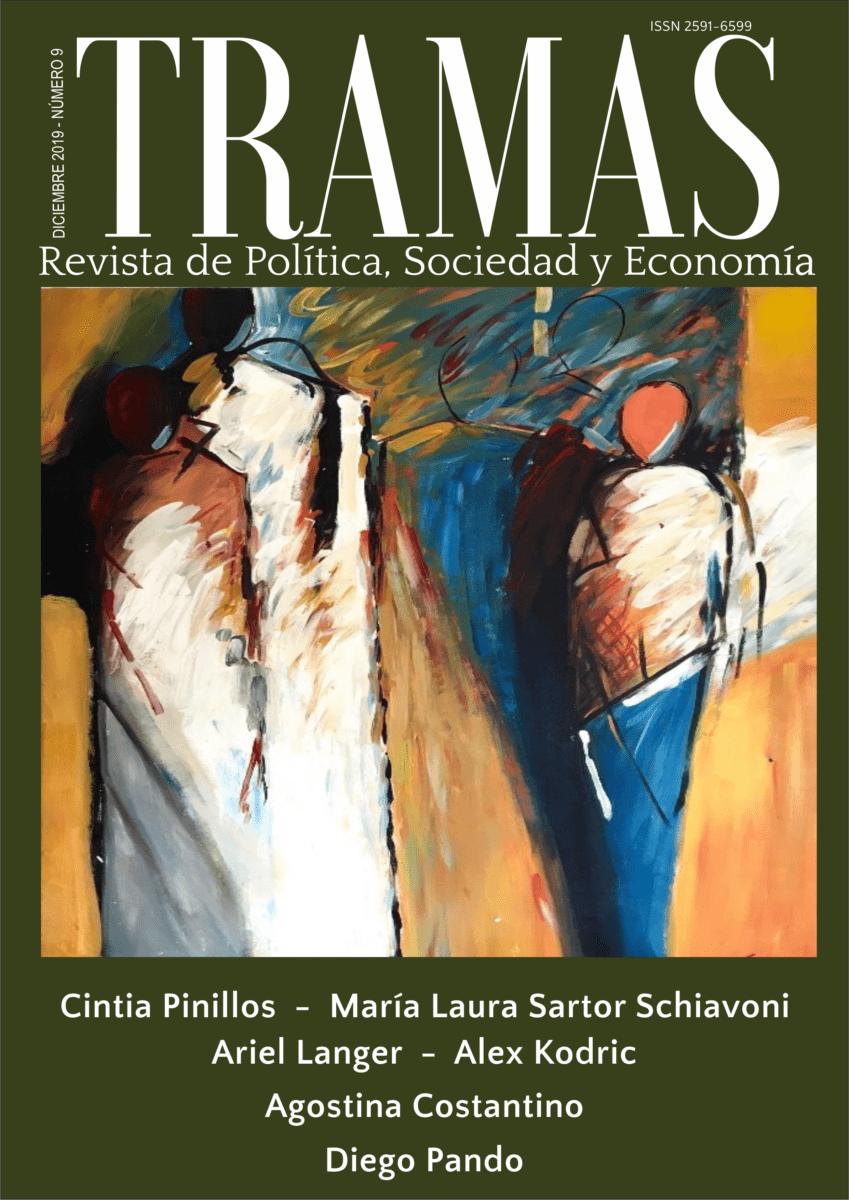 Tramas portada4-1 Publicaciones Anteriores  Revista Tramas