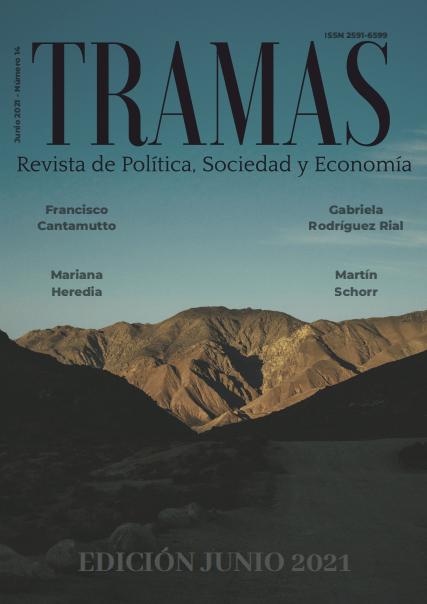 Tramas tapa-tramas-14 Publicaciones Anteriores  Revista Tramas